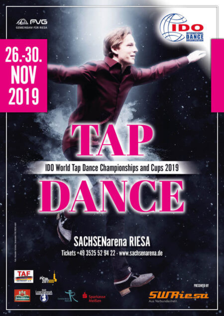World Championship Tap-Dance 2019, Riesa, final children